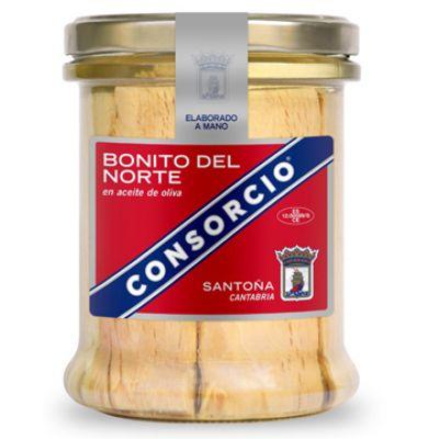 CONSORCIO - Filet Thon HO - 400g