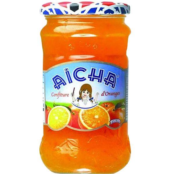 AÏCHA Confiture d'Oranges du Maroc, vente grossiste France