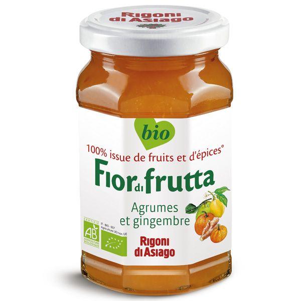 Fior di Frutta Confiture Bio Agrumes - 260g