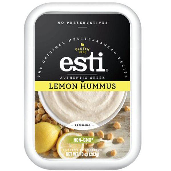 Hummus Citron, ESTI - Barq. 283g vendu par carton de 8 - Grossiste spécialités de Grèce