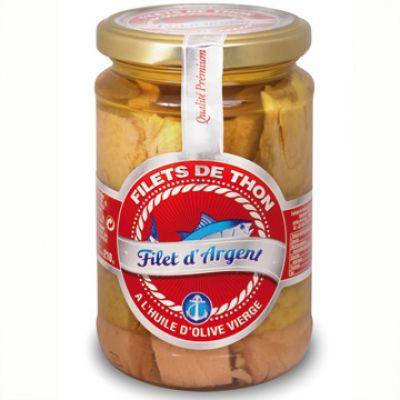 FILET D'ARGENT filet de Thon HO - 300 g